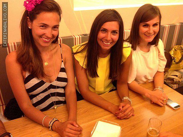 57158d57a8c Le Balivo sisters a Milano | Caterina's secrets - Il blog ufficiale ...