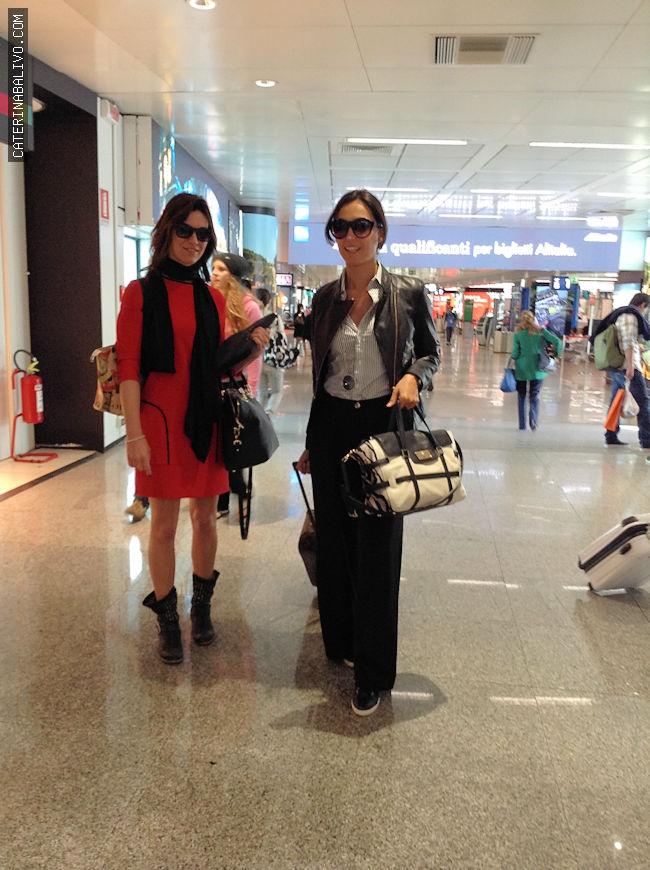Aeroporto A Capri : Outfit milano roma caterina s secrets il