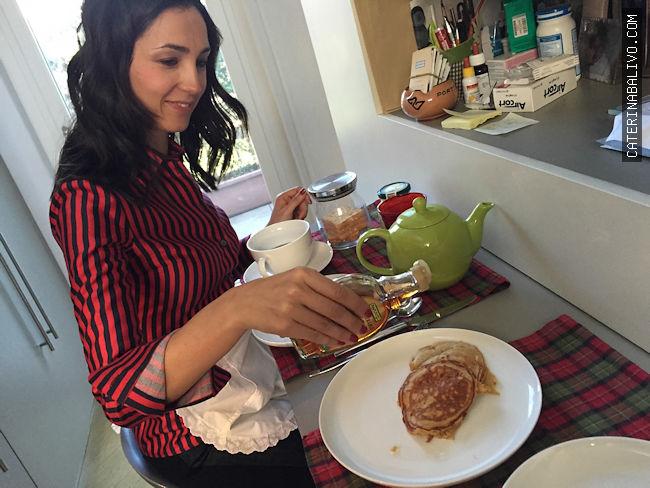 Casalingadisperata pancake a colazione caterina 39 s - Caterina cucina e farina ...