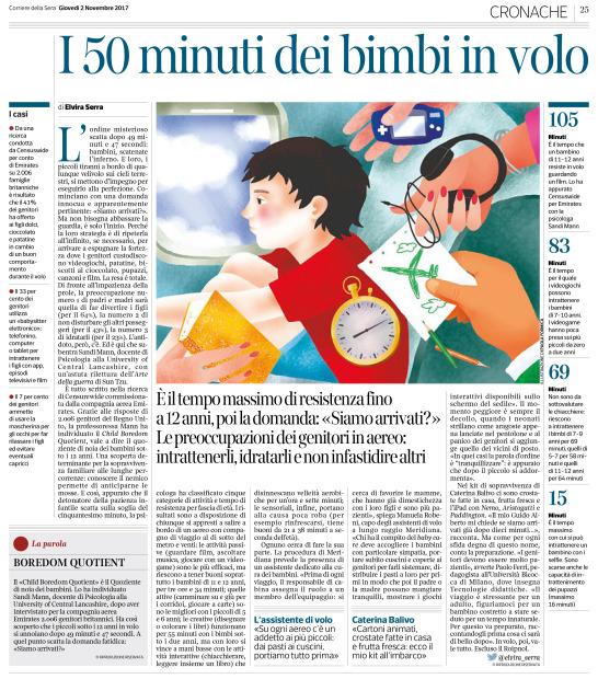 Corriere Della Sera - 02/11