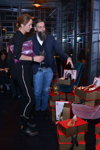 Madame Cosette Xmas Cocktail Sale. Milano 05/12/2017
